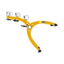 Βάση Ποδηλάτου Αυτοκινήτου Πόρτμπαγκάζ Saris Bones Χρώμα Κίτρινο (3 Ποδήλατα) [Made in USA]